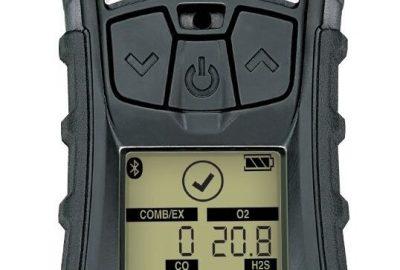 MSA portable gas detectors